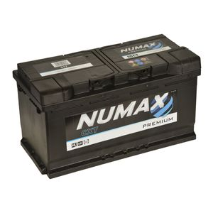 017 Numax Commercial Battery 12V