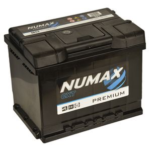 027 Numax Car Battery 12V 63AH