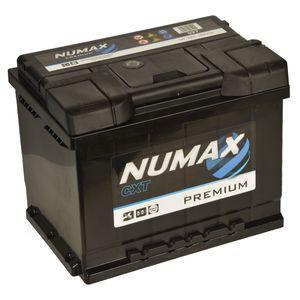 027 Numax Car Battery 12V 63AH