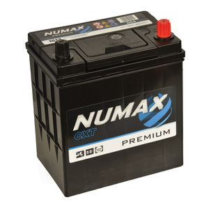 34B19L Numax Car Battery 12V