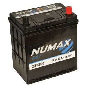 054H Numax Car Battery 12V 36AH