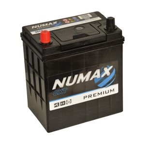 34B17R Numax Car Battery 12V