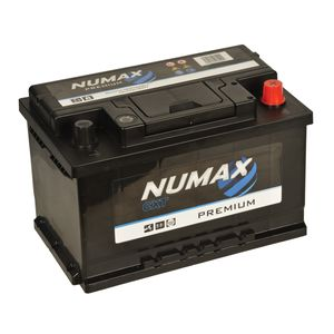 067 Numax Car Battery 12V 66AH
