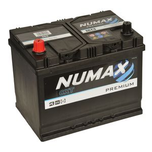 70D23R Numax Car Battery 12V
