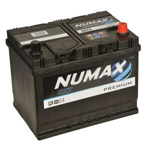 073 Numax Car Battery 12V 52AH