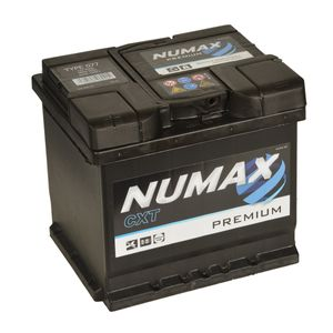 077 Numax Car Battery 12V 45AH