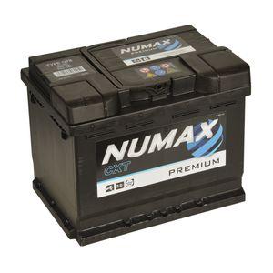 078 Numax Car Battery 12V 56AH