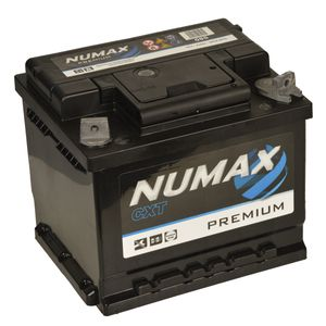 085 Numax Car Battery 12V 43AH