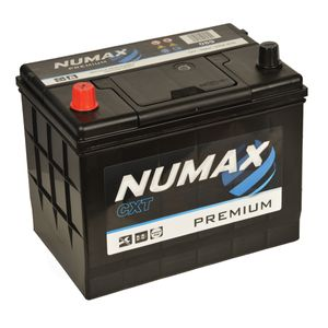 089 Numax Car Battery 12V 70AH
