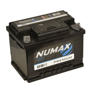 092 Numax Car Battery 12V 55AH