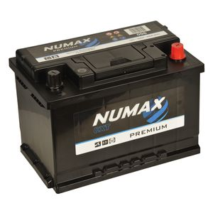 096 Numax Car Battery 12V 70Ah