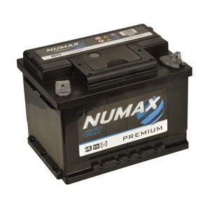 097 Numax Car Battery 12V 60AH