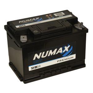 099 Numax Car Battery 12V 72AH
