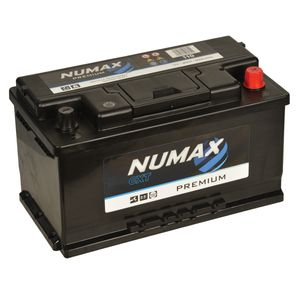 110 Numax Car Battery 12V 80Ah
