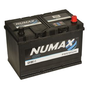 65D31L Numax Car Battery 12V