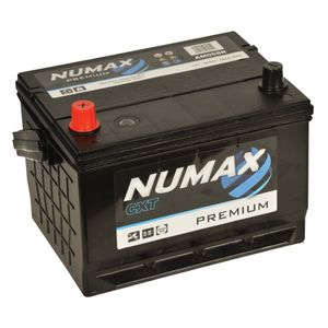 AM058R Numax Car Battery 12V 60AH