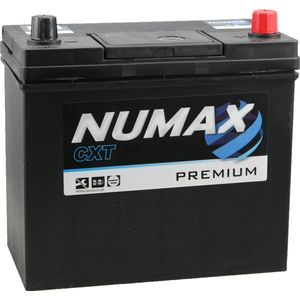46B24S Numax Car Battery 12V