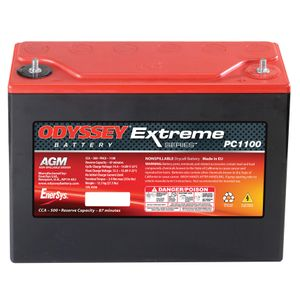 Batterie Odyssey PC1100 Extreme Series (ER40)