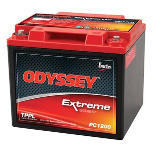 ODYSSEY PC1200T Battery 12V 1200 Cranking Amps