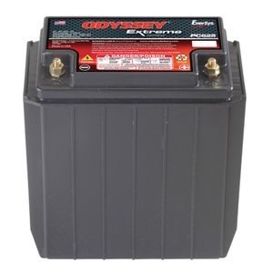 ODYSSEY PC625 Battery 12V 540 Cranking Amps