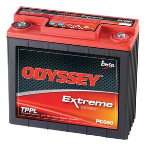 ODYSSEY PC680MJ Battery 12V 520 Cranking Amps