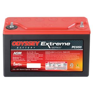Odyssey Extreme 30 Battery - PC950