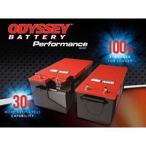 ODYSSEY 629-DIN B-1300 TPPL Commercial Battery 12V 1300A