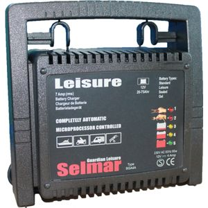 Selmar Guardian Leisure Battery Charger 12V 4A
