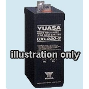 Yuasa UXL220-2 UXL-Series - Valve Regulated Lead Acid Battery