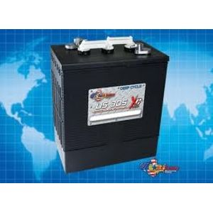 US 305 HC Deep Cycle Monbloc Battery 6V 340Ah (US305HC)  Also Known As: PB6335, DC-305HC 10021, J350P, CR-325, 902