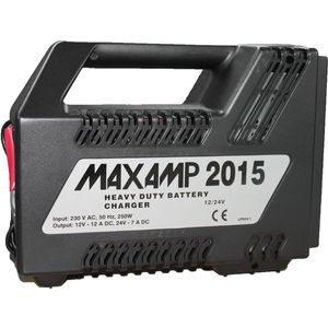 MAXAMP 2015 Heavy Duty Battery Charger 12/24V 12/7A