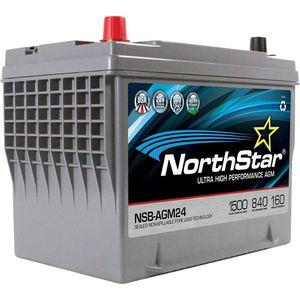 NorthStar NSB-AGM24 Ultra High Performance Battery