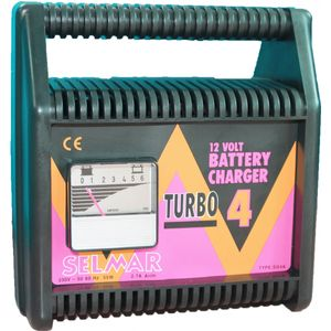 Selmar TURBO Battery Charger 12V 2.7A