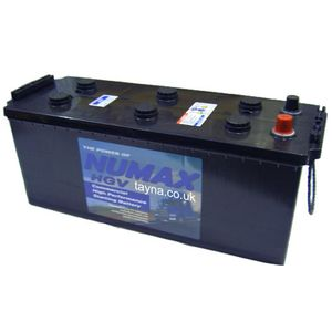 637 Numax Commercial Battery 12V