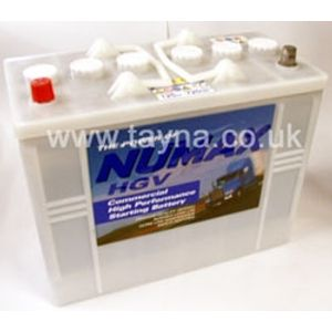 658 Numax Commercial Battery 12V