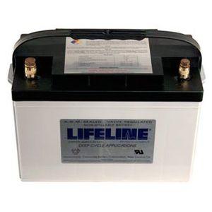 GPL-27T Lifeline AGM Battery