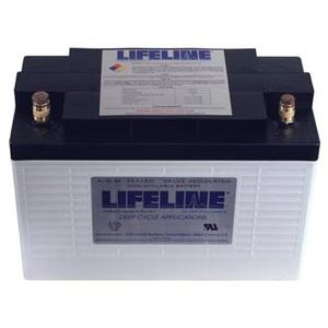 GPL-31T Lifeline AGM Battery