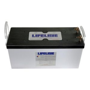 GPL-4D L Lifeline AGM Battery