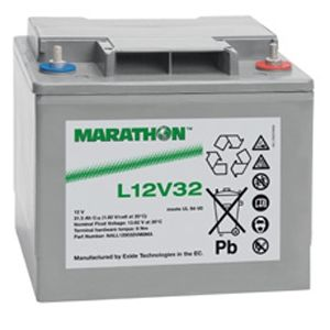 L12V32 Marathon L Network Battery