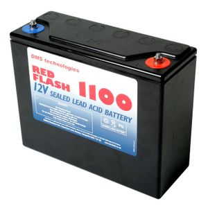 Red Flash 1100 Battery