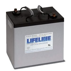 GPL-4C Lifeline AGM Battery