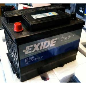 069RE Exide Excell Car Battery (EX69)