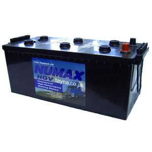 621 Numax Commercial Battery 12V