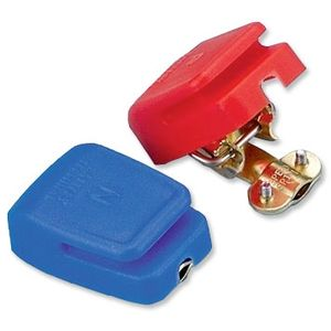 Quick Release Battery Terminal Clamps (Pair)