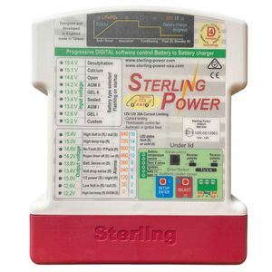 Sterling Power 12V 30A Pro Batt Ultra Battery to Battery DC/DC Charger BB1230