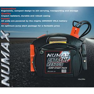 Numax Extreme Rescue Jump Pack ER2200-24