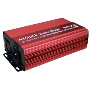 Numax Commercial Battery Charger 12V 20A