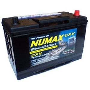 Numax CXV30HRMF Sealed Leisure Battery 12V 105Ah XV30HRMF