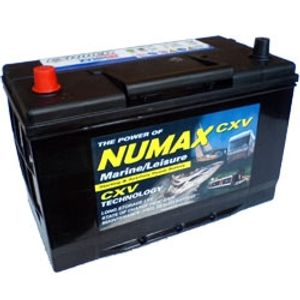 Numax CXV30HMF Sealed Leisure Battery 12V 105Ah XV30HMF