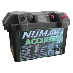 Numax Deluxe Battery Box (Accubox)